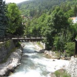 IL TORRENTE IN PAESE