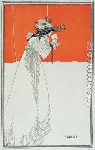 isolde-drinking-the-poison-by-aubrey-vincent-beardsley