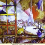 chagal3 - Paris par la fenetre